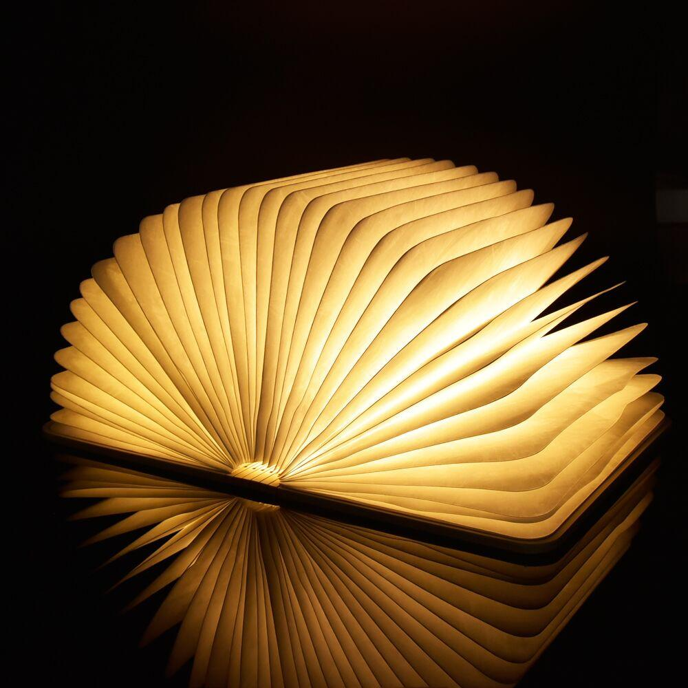 Rechargeable Book Lamp.